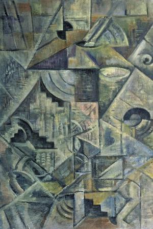 Samovar-Kasimir Malevich-Stretched Canvas Print