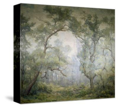 The Willows-Robert Payton Reid-Stretched Canvas Print