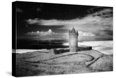 Doonagore Tower, County Clare, Ireland-Simon Marsden-Stretched Canvas Print