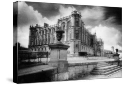 Chateau Vieux, Saint-Germain-En-Laye, Isle-De-France, France-Simon Marsden-Stretched Canvas Print