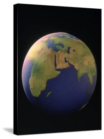 View of the Earth-Matthew Borkoski-Stretched Canvas Print