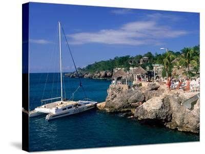 Negril, Jamaica-Timothy O'Keefe-Stretched Canvas Print