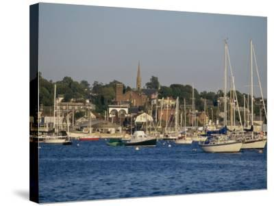 Newport, Rhode Island, USA--Stretched Canvas Print