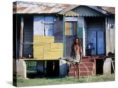 Jamaica--Stretched Canvas Print