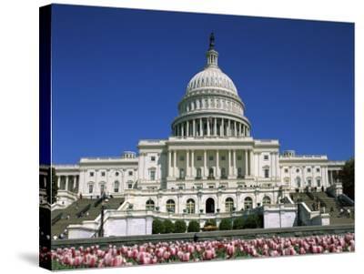 Capitol Building Washington, D.C. USA--Stretched Canvas Print