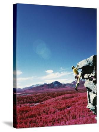 Alberta, Canada--Stretched Canvas Print
