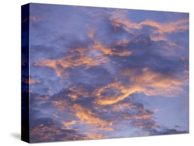 Sunset Sky over Nipomo-Marc Moritsch-Stretched Canvas Print