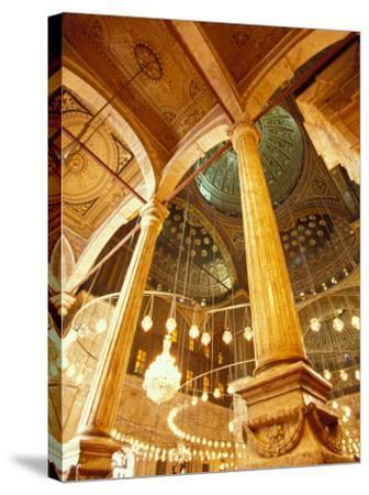 Muhammad Ali Mosque, Cairo, Egypt-Stuart Westmoreland-Stretched Canvas Print