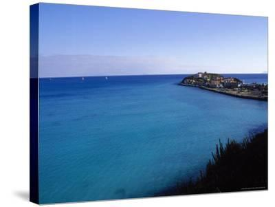 Great Bay, St. Maarten-Bruce Clarke-Stretched Canvas Print