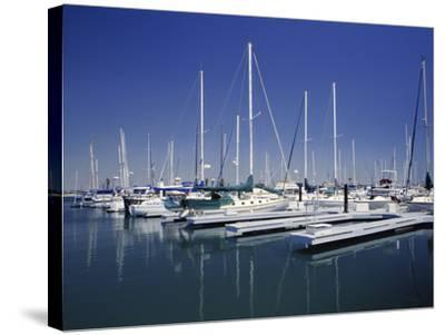 Channel Islands Marina, Oxnard, California, USA--Stretched Canvas Print