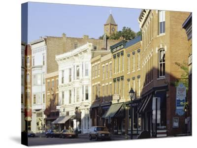 Galena, Illinois, USA--Stretched Canvas Print