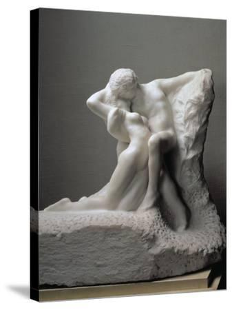 Eternal Spring, 1905-Auguste Rodin-Stretched Canvas Print