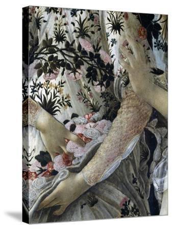 Primavera, c.1478-Sandro Botticelli-Stretched Canvas Print