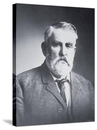 Charles Goodnight--Stretched Canvas Print