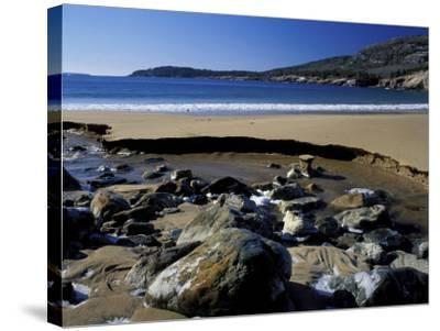 Mt. Desert Island, Maine, USA-Jerry & Marcy Monkman-Stretched Canvas Print