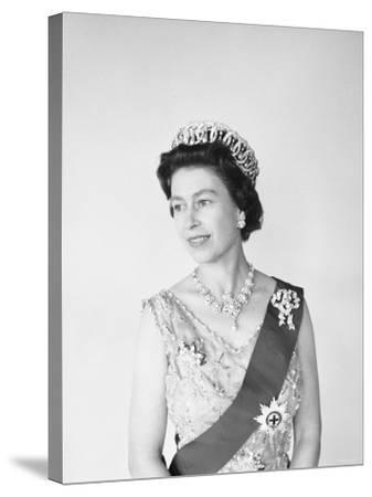 Elizabeth II, Born 21 April 1926-Cecil Beaton-Stretched Canvas Print