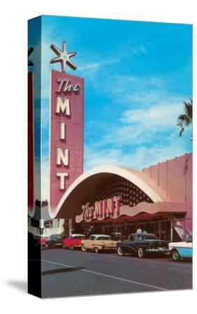 The Mint Hotel, Las Vegas, Nevada--Stretched Canvas Print