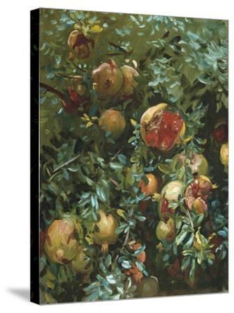 Pomegranates, Majorca-John Singer Sargent-Stretched Canvas Print