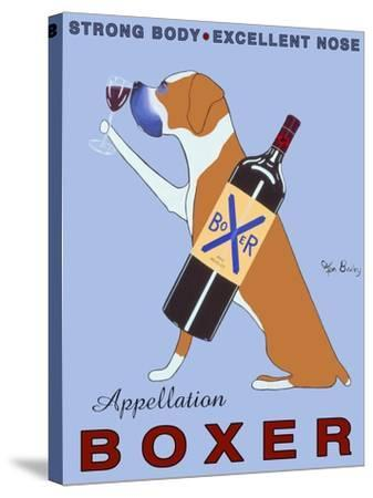 Appellation Boxer-Ken Bailey-Stretched Canvas Print