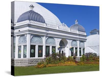 Botanical Gardens, Buffalo, New York State, United States of America, North America-Richard Cummins-Stretched Canvas Print