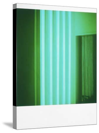 Polaroid, Point Hotel, Edinburgh, Scotland, UK-Lee Frost-Stretched Canvas Print