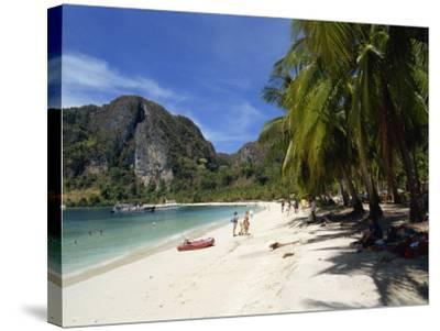 Phi Phi Island, Phuket, Thailand, Southeast Asia-Robert Harding-Stretched Canvas Print