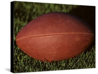 American Football-Paul Sutton-Stretched Canvas Print
