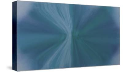 NIRVANA?Everything Becomes a Blue Crystal-Masaho Miyashima-Stretched Canvas Print