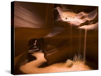 Arizona, Page, Antelope Canyon a Slot Canyon, USA-Alan Copson-Stretched Canvas Print