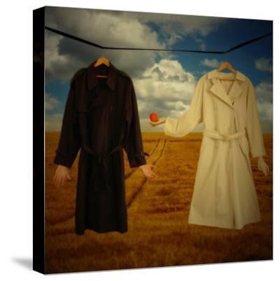 Digital Art with Surrealism Theme-Abdul Kadir Audah-Stretched Canvas Print