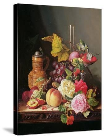 Still Life-Edward Ladell-Stretched Canvas Print