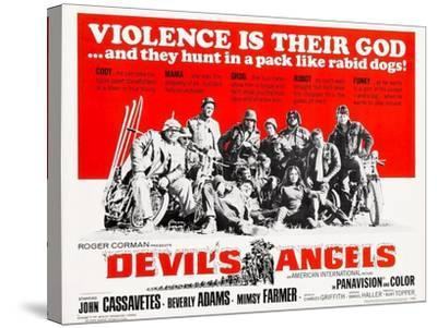 Devil's Angels, 1967--Stretched Canvas Print