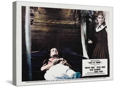 Tales of Terror, 1962--Stretched Canvas Print
