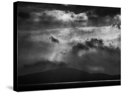 Dunmanus Bay, West Cork Ireland, View of North Side of Mizen Peninsula-EJ Carr-Stretched Canvas Print