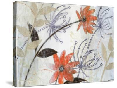 Field of Whimsy II-Norman Wyatt Jr^-Stretched Canvas Print