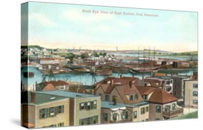 East Boston, Mass.--Stretched Canvas Print