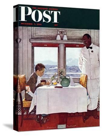 VTG Norman Rockwell Art Print Saturday Evening Post IDYLLIC PORTRAITS ** VARIETY