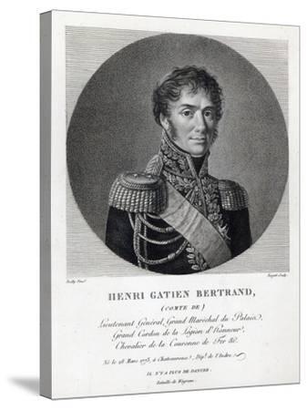 Henri Gatien Bertrand-Louis Leopold Boilly-Stretched Canvas Print