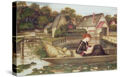 The Mill-John Roddam Spencer Stanhope-Stretched Canvas Print