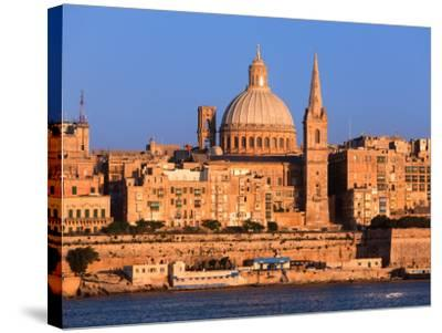 St Pauls Cathedral-Jean-pierre Lescourret-Stretched Canvas Print