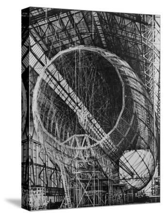 Graf Zeppelin--Stretched Canvas Print