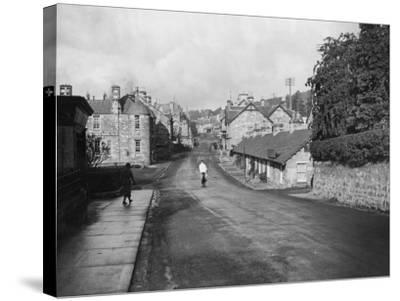 Pitlochry--Stretched Canvas Print