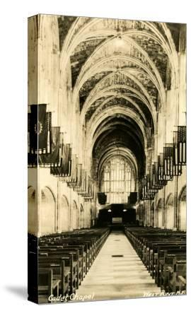 Cadet Chapel, West Point, New York--Stretched Canvas Print