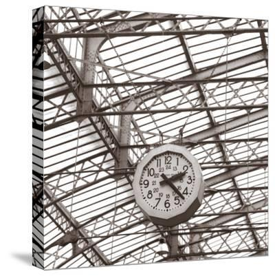 Gare De L'Est, Paris, France-Jon Arnold-Stretched Canvas Print