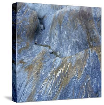 Rock Formation-Micha Pawlitzki-Stretched Canvas Print