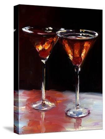 Manhattans-Pam Ingalls-Stretched Canvas Print