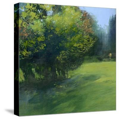 Between Us-Lou Wall-Stretched Canvas Print