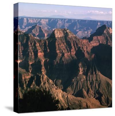 Grand Canyon-Takashi Hagihara-Stretched Canvas Print