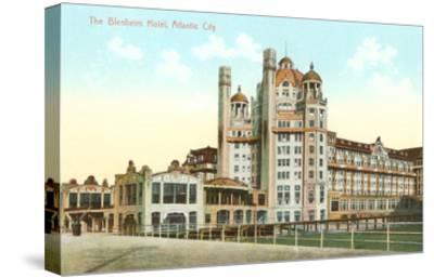 Blenheim Hotel, Atlantic City, New Jersey--Stretched Canvas Print