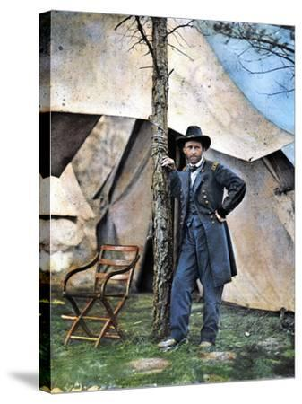 Ulysses S. Grant--Stretched Canvas Print